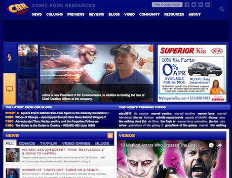 ComicBookResources Featured Thumbnail